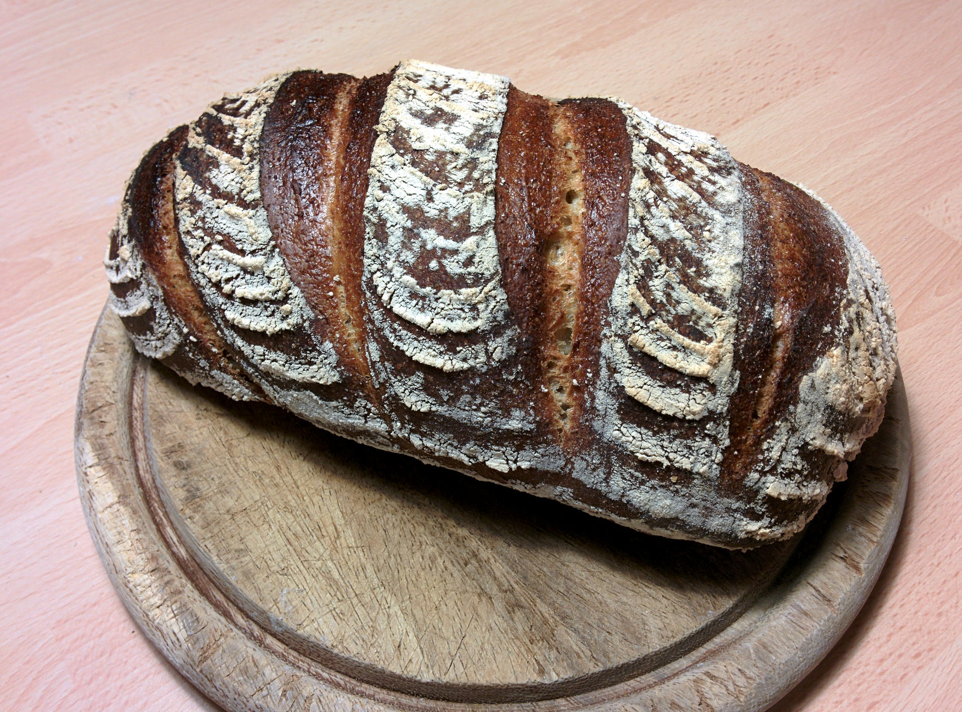 Honey Spelt Loaf